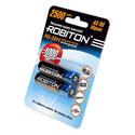 Аккумулятор Robiton AA 2500 mAh уп 2 шт