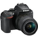 Зеркальный фотоаппарат Nikon D5600 AF-P 18-55mm f35-56G VR