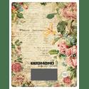 Весы кухонные Redmond RS-736 рисунокцветы