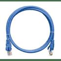Патч-корд NIKOMAX NMC-PC4UD55B-003-BL