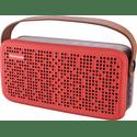 Магнитола Telefunken TF-PS1230B красныйкоричневый