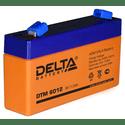 Аккумуляторная батарея Delta DTM 6012 6V  12Ah