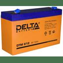 Аккумуляторная батарея Delta DTM 612 6V  12Ah