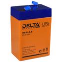Аккумуляторная батарея для ИБП Delta HR 6-45 6V  45Ah
