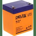 Аккумуляторная батарея для ИБП Delta HR 12-5 12V  5Ah
