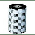 Красящая лента Zebra Воск 1600 черный 110 мм450 м 01600BK11045