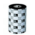Красящая лента Zebra Воск 2100 черный 110 мм450 м 02100BK11045