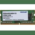 Модуль памяти Patriot SO-DIMM 4ГБ DDR4 SDRAM PSD44G240041S