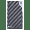 Мобильный аккумулятор Buro RA-12750 черный