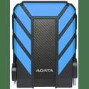 Внешний накопитель ADATA 1000ГБ HD710 Pro AHD710P-1TU31-CBL синий