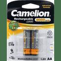 Аккумулятор Camelion 2000 mAh NiMH R6 АА