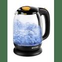 Чайник Kitfort КТ-625-4 черныйжелтый