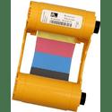 Красящая лента Zebra YMCKO для ZXP3 200 отпечатков 800033-840