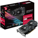 Видеокарта ASUS 4096МБ ROG-STRIX-RX560-O4G-GAMING