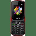 Сотовый телефон JOYS S3 DS Black Red