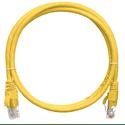 Патч-корд NIKOMAX NMC-PC4UD55B-005-C-YL