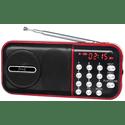 Радиоприемник MAX MR-321 RedBlack
