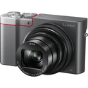 Фотоаппарат Panasonic Lumix DMC-TZ100EES серебристый