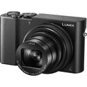 Фотоаппарат Panasonic Lumix DMC-TZ100EEK черный