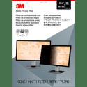 Аксессуар 3M Пленка защиты информации для монитора PF200W9B 7000021449 20 черный