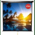 Экран Sakura Wallscreen SCPSW-180x180BLCK