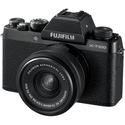 Фотоаппарат Fujifilm X-T100 Black XC 15-45mm f35-56 OIS PZ