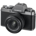 Фотоаппарат Fujifilm X-T100 Dark Silver XC 15-45mm f35-56 OIS PZ