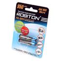 Аккумулятор Robiton AAA 950 mAh уп 2 шт