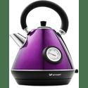 Чайник Kitfort КТ-644 фиолетовыйчерный