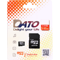 Карта памяти Dato 16ГБ microSD HC UHS-I Class10 U1 DTTF016GUIC10