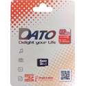 Карта памяти Dato 32ГБ microSD HC UHS-I Class10 U1 DTTF032GUIC10