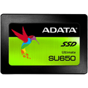 Накопитель SSD ADATA 240ГБ Ultimate SU650 ASU650SS-240GT-R