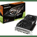 Видеокарта GIGABYTE 6144МБ GeForce GTX 1660 OC 6G GV-N1660OC-6GD
