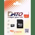Карта памяти Dato 8ГБ microSD HC UHS-I Class10 U1 DTTF008GUIC10