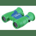 Бинокль Veber Эврика 6x21 зеленсиний