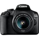 Зеркальный фотоаппарат Canon EOS 2000D EF-S 18-55mm f35-56 DC III