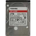 Накопитель HDD Toshiba 2000ГБ 25 L200 HDWL120UZSVA
