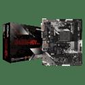 Материнская плата ASRock Socket-AM4 B450M-HDV R40