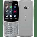 Сотовый телефон Nokia 210 Grey
