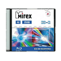 Диск Mirex BD-R 25ГБ 4x UL141002A4S
