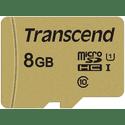 Карта памяти Transcend 8ГБ microSD HC UHS-I Class 10 U1 TS8GUSD500S