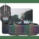 Комплект клавиатурамышь Defender Reaper MKP-018 52018 Black USB
