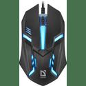 Мышь Defender Hit MB-550 52550 Black USB