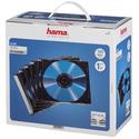 Бокс CD Hama 100CDDVD H-51270 прозрачный упак100шт 00051270