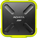 Внешний накопитель ADATA 256ГБ SD700 ASD700-256GU31-CYL желтый