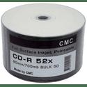 Диск CMC CD-R 700МБ 52х Full Ink Print 41144