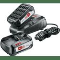Аккумулятор Bosch PBA  AL 1830 CV 1600A011LD