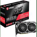 Видеокарта MSI PCI-E 40 8192МБ Radeon RX 5500 XT MECH 8G OC