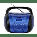 Магнитола Telefunken TF-CSRP3499B синийчерный