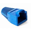 Колпачок LANMASTER TWT-BO-60-BL100 синий 100 шт